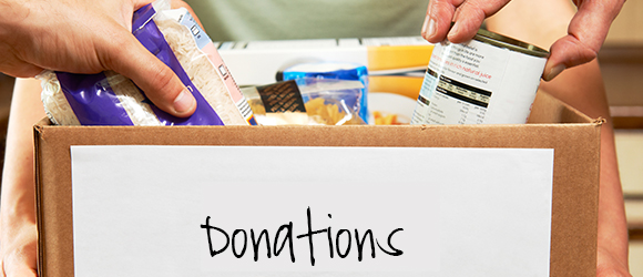 Building-wide Charity Drives for the Holidays: Coming Together to Make a  Difference - Hales Property Management